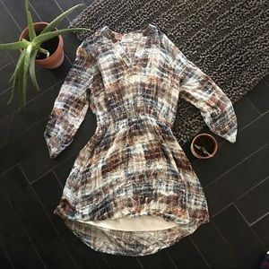 Make an offer! 🙌🏼 plaid medium high low sundress